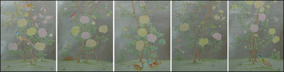 G & W Collections: Chinoiserie Papers - Song Sassoon (panels)