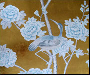 G & W Collections: Chinoiserie Papers - Song Sassoon (rolls of wallpaper)