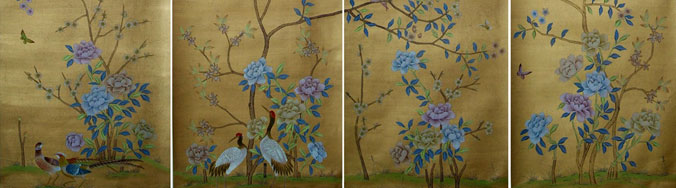 Summer Palace (panels)