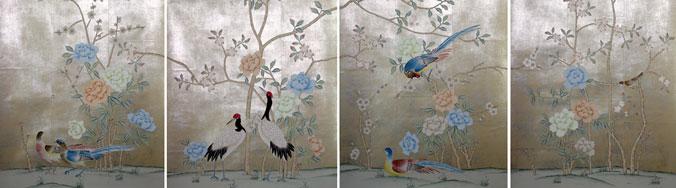 Summer Palace (panels)
