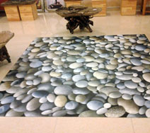 Pebble Beach (installation)