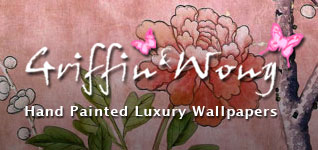 Griffin & Wong: Hand Painted Luxury Wallpapers