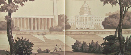 Paris Monuments (panels)