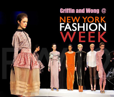 Griffin & Wong @ #NYFW